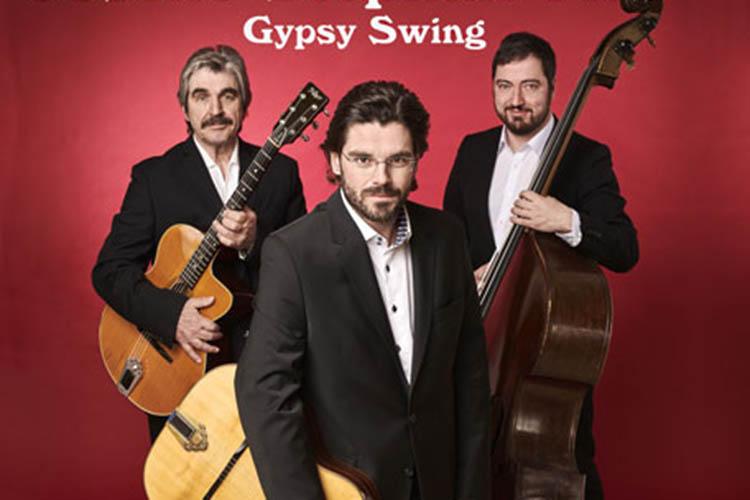 Joscho Stephan Trio - Moderner Gypsy Swing im Alten Bahnhof
