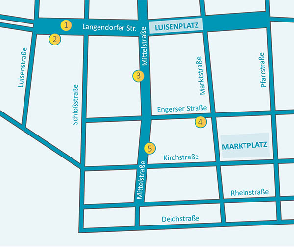 Netzwerk Innenstadt präsentiert 56 Projektideen