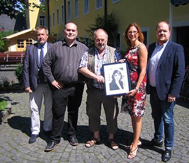 Neue Aktivit�ten im Klosterdorf Marienthal