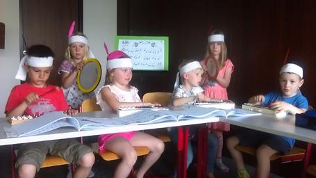Jetzt Kinder zu den Musikkursen der Kreismusikschule anmelden