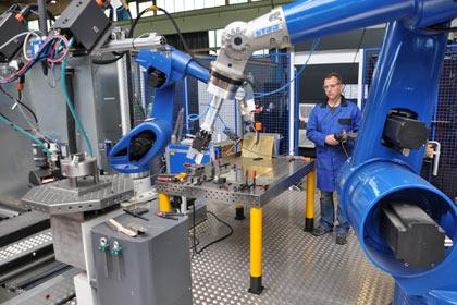 Innovationen: ein B�ndnis mit der Zukunft - Metall-Forum diesmal in Eichelhardt