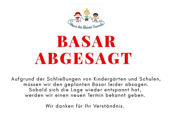 Late Night Basar in Busenhausen abgesagt