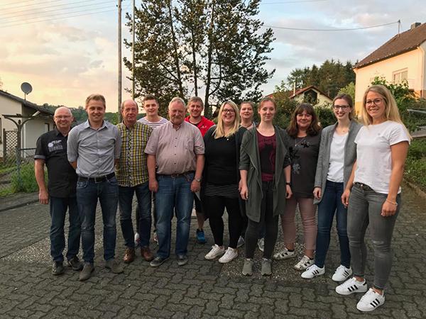 SSG Etzbach hat neuen 1. Vorsitzenden