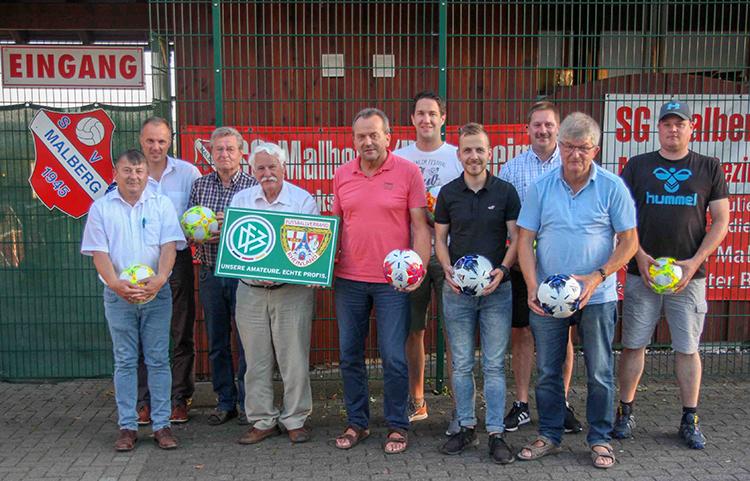 Spannender Vereinsdialog beim SV Malberg