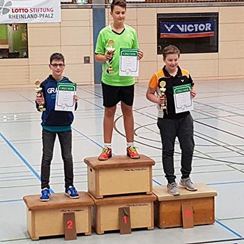 Zweimal Silber bei den Rheinlandmeisterschaften