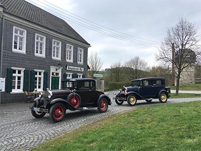 Ford Model A Oldtimer gesucht – Großes Treffen am Technikmuseum Freudenberg