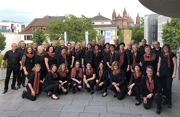"Gemischter Chor ""Freundschaft"" Elgendorf ist Meisterchor"