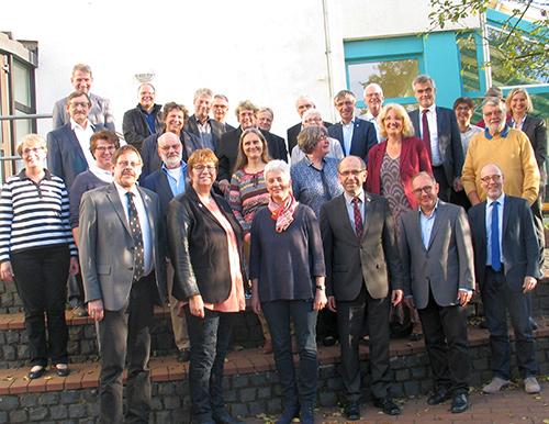 Die EKiR traf sich zur Klausurtagung in Altenkirchen