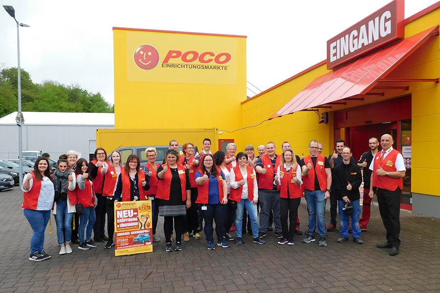 Der 125 Poco Markt Eröffnet In Görgeshausen Ww Kurierde