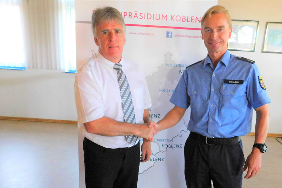 Polizeiinspektion Westerburg hat neue Leitung