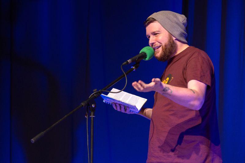 Gelungener Poetry-Slam in Selters