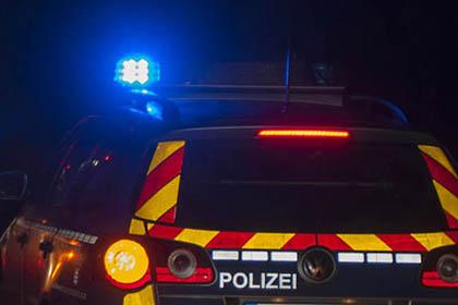 Kirchen/Sieg: Gewaltt�tiger Randalierer klaut Auto