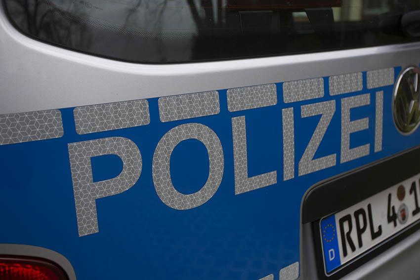 Osterstress bei Polizei Straßenhaus