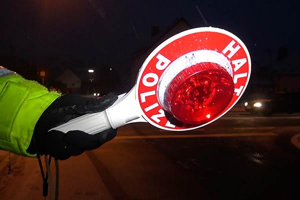 Mit 202 Stundenkilometer über Bundesstraße gebrettert