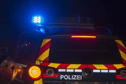 Verfolgung mit Hubschrauber: Polizei fasst 21-J�hrigen ohne Fahrerlaubnis