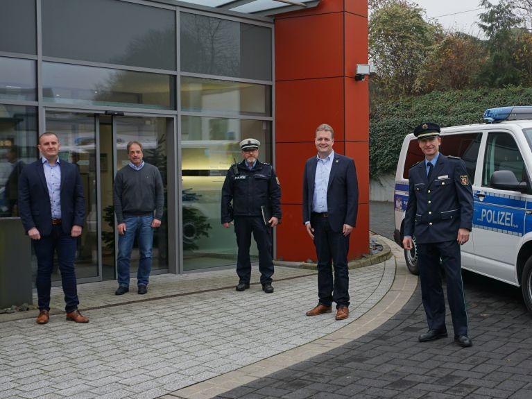 Polizei-Bürgerbüro in der VG-Verwaltung Rennerod eröffnet