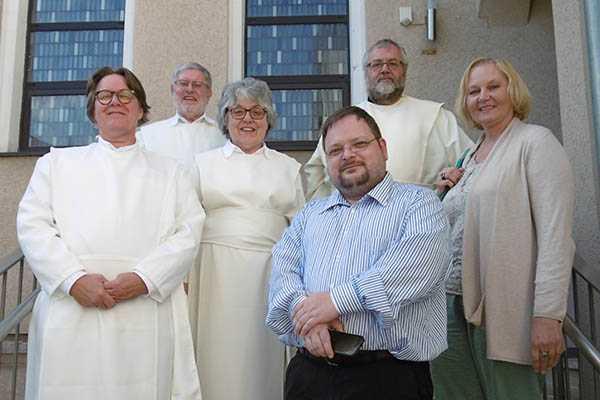 Auch Engagierte aus Neuwied dabei: Einige der Bewerber und Ordensmitglieder bei ihrer jüngsten Zusammenkunft.