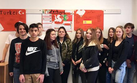 Pr�ventionsarbeit an der Marion-D�nhoff-Realschule plus Wissen
