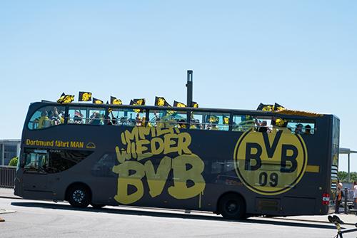 BVB: Reise in die USA