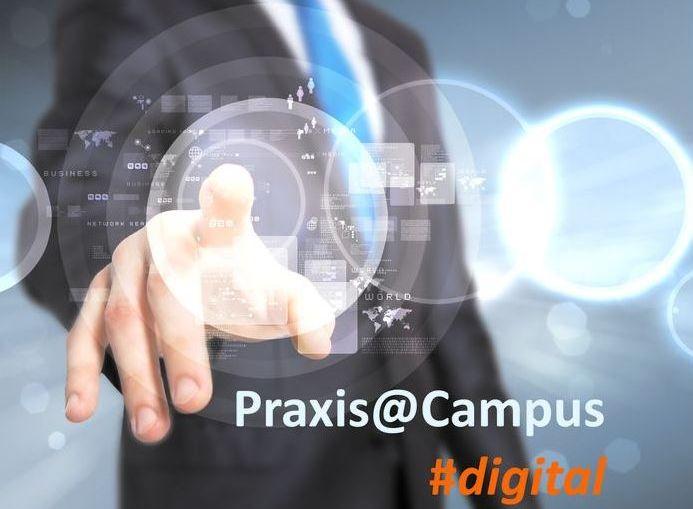 Hochschule Koblenz und Unternehmen finden digital zueinander