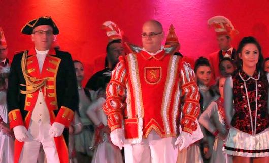 Christian I. ist Altenkirchener Karnevalsprinz