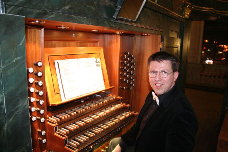 Orgelkonzerte in Nassau und Gackenbach mit Johannes von Erdmann