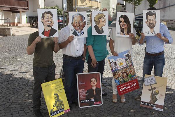 Kulturzeit Hachenburg stellt Programm bis Jahresende vor