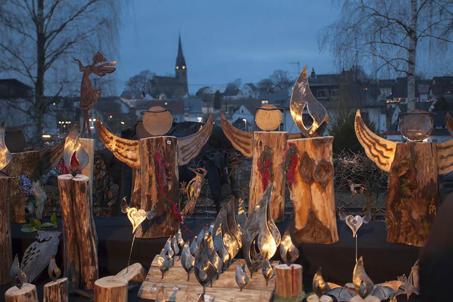 20. Kunsthandwerklicher Weihnachtsmarkt Puderbach