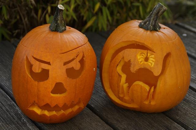 KiJub sorgt für Grusel- und Bastelspaß im Herbst