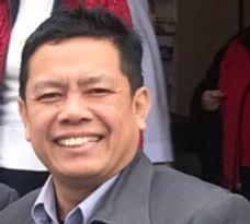 Ephorus Dr. Dedy Fazar Purba. Fotos: privat