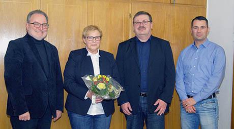 Birgitta Quast in den Ruhestand verabschiedet