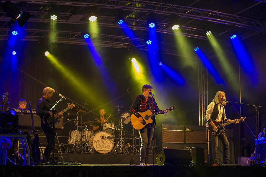 """Grandioses Tribute-Konzert von """"We rock Queen"""" rockte den Westerwald"""