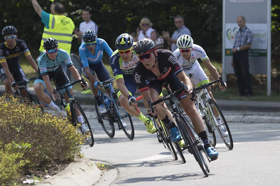 Deutschland Tour der Radprofis rollte durch Westerwald