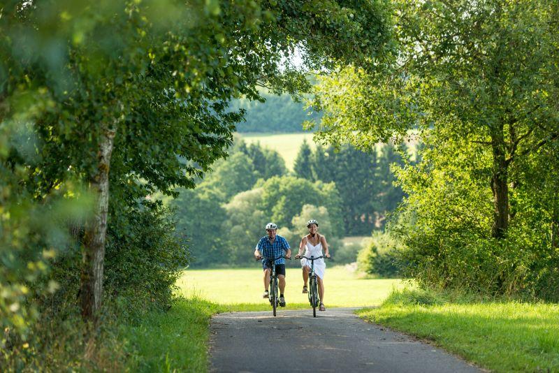 Nassau-Wäller-Radrunde: ein Trip für geübte Radfahrer