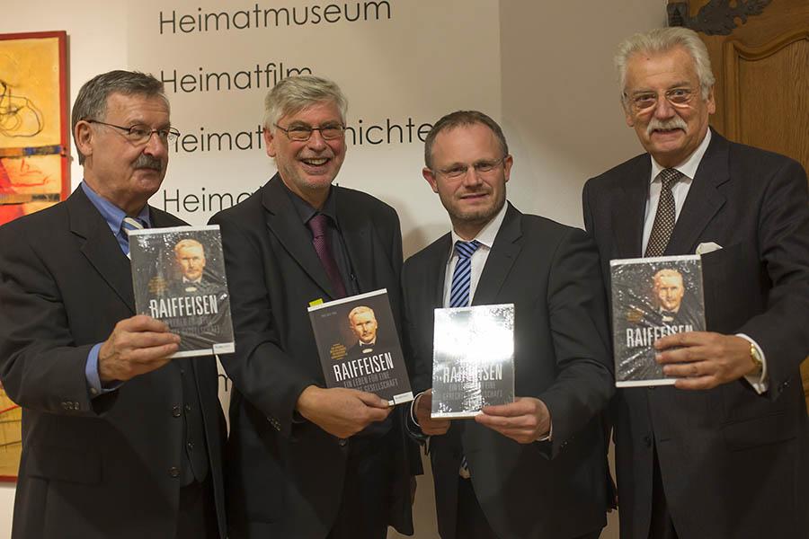 """Neu erschienen: """"Raiffeisen – Ein Leben für eine gerechte Gesellschaft"""""""