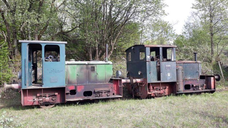 Tag der offenen Tür bei 70-jähriger Lokomotive