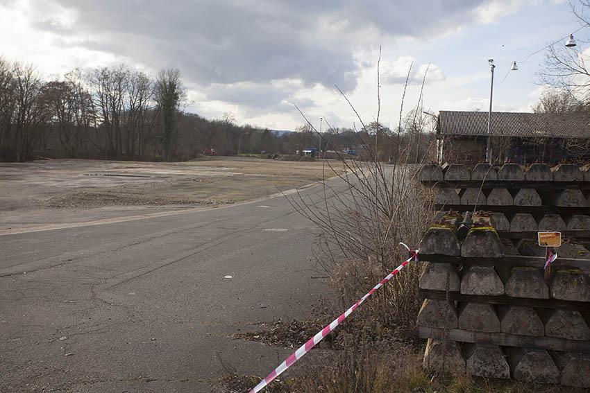 Über die Nutzung des Rasselstein-Geländes gibt es unterschiedliche Meinungen. Foto: Wolfgang Tischler