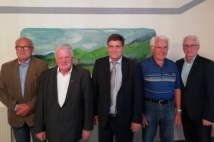Gemeinderat in Raubach konstituiert sich