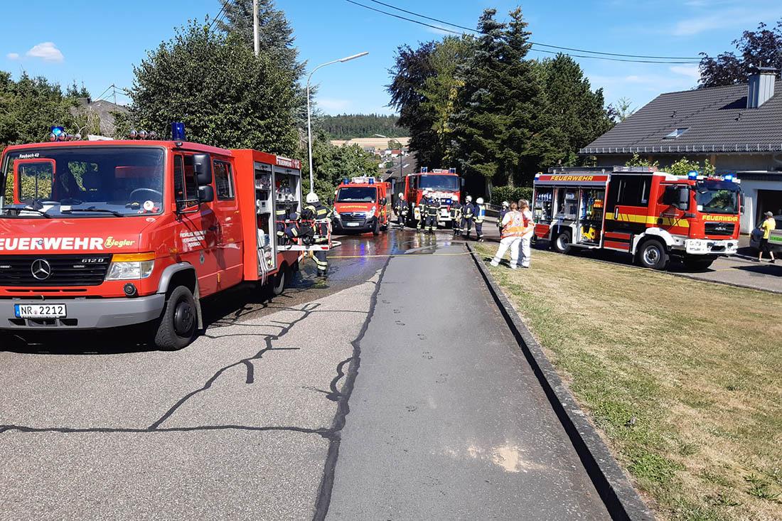 VG-Rat Puderbach erteilt Aufträge für drei Feuerwehrfahrzeuge