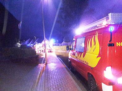 Rauchmelder verhinderte größeren Brand in Gebhardshain