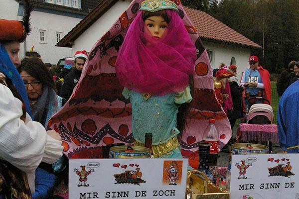 Karneval in Rengsdorf - Bunter Umzug startet zum 5. Mal