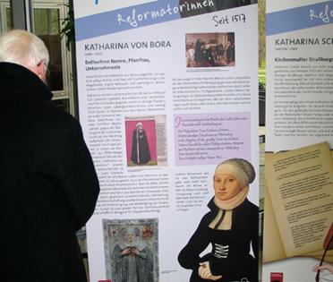 Ausstellung zu Frauen in der Reformation kommt in den Kreis