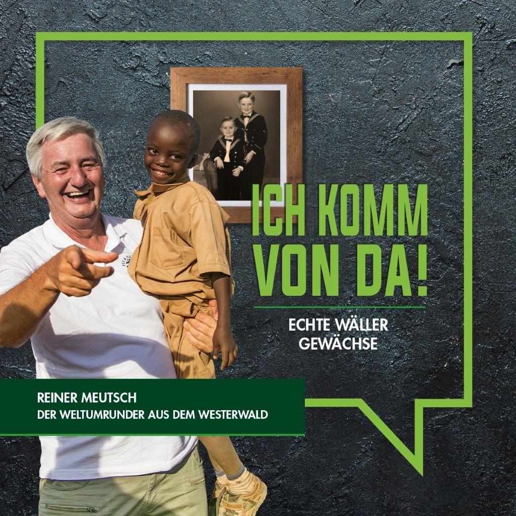 """""""Wäller Gewächse"""": Reiner Meutsch, FLY & HELP-Gründer"""