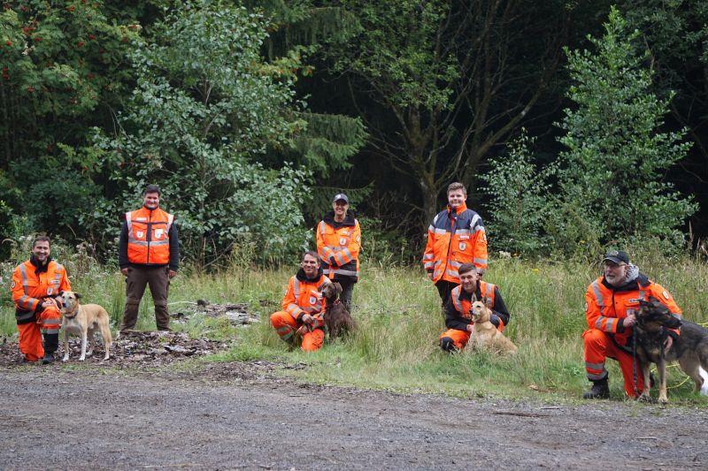 Verstärkung für die BRH Rettungshundestaffel Westerwald e.V.
