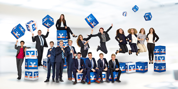 Westerwald Bank begrüßt diesjährigen Ausbildungsjahrgang