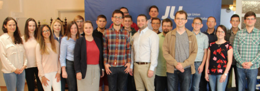 Rhetorikseminar: Junge Union schult Mitglieder