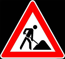 Baustelle in Kirchen: Landesstra�e 280 wird erneuert