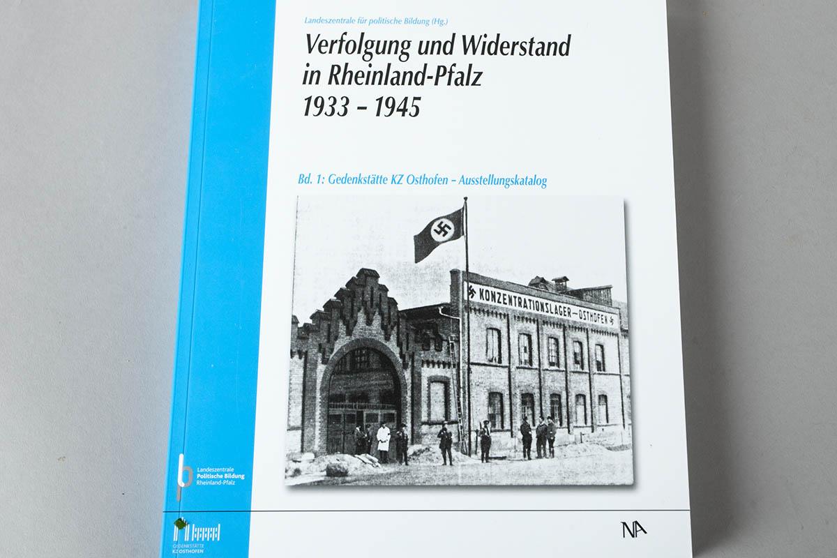 Buchtipp: Verfolgung und Widerstand in Rheinland-Pfalz 1933 - 1945