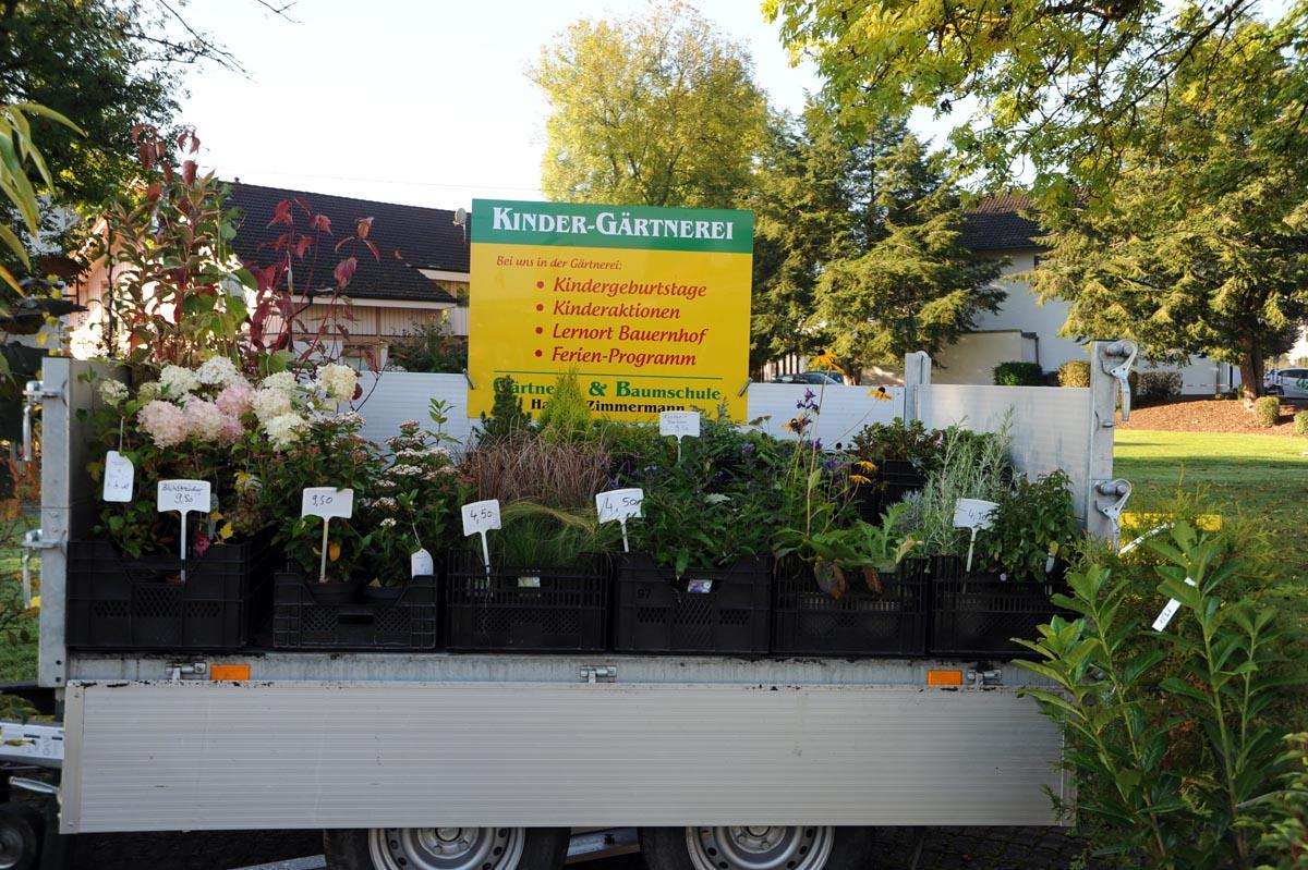 Regionalmarkt Flammersfeld präsentierte sich bei bestem Herbstwetter