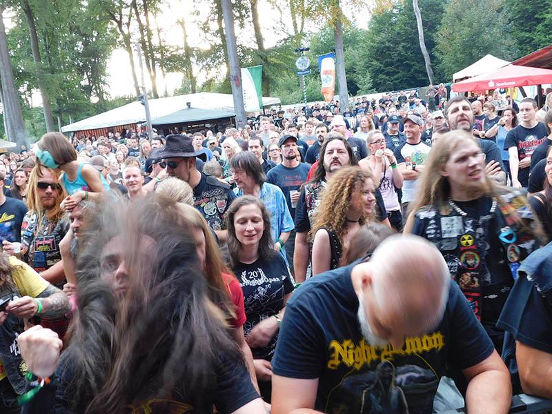 Absage von Veranstaltungen – Rockfestival und Maiausschank